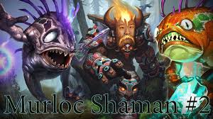 hearthstone murloc shaman s21 2 everyfin is not awesome youtube