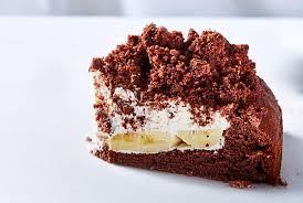 schoko bananen kuchen das größte glück