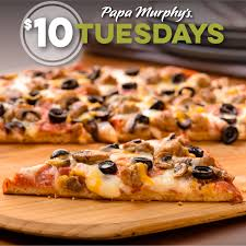$10 Tuesday At Papa Murphy's! Order Online For Best Pizza Near You L Papa Murphys Take N Sassy Printable Coupon Suzannes Blog Marlboro Mobile Coupons Slickdealsnet Survey Win Redemption Code At Wwwpasurveycom 10 Tuesday Any Large For Grhub Promo Codes How To Use Them And Where Find Parent Involve April 26 2019 Ca State Fair California State Fair 20191023 Chattanooga Mocs On Twitter Mocs Win With The Exciting Murphys Pizza Prices Is Hobby Lobby Open Thanksgiving