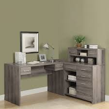 Bush Cabot L Shaped Desk Dimensions by Shop Desks At Lowes Com