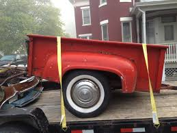 100 Ford Truck Beds Bedroom Set Out Of 1956 Bed The HAMB