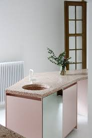 Terrazzo Sink Tag Counter 0d