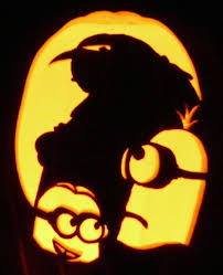 Minion Pumpkin Carving Designs by 12 Best Halloween Images On Pinterest Minion Pumpkin Carving