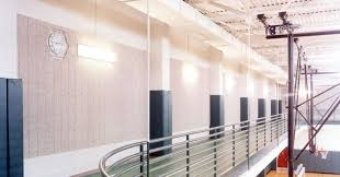 Tectum Tonico Ceiling Panels by Tectum Engineered Systems