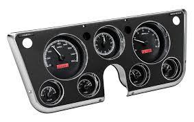 100 72 Chevy Truck Amazoncom Dakota Digital 67 Pickup Analog Dash