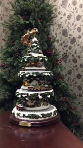 Thomas Kinkade Christmas Tree by Wonderland Express Christmas Tree Home Design Inspirations