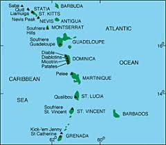 Volcanoes Of The Caribbean Facts Information VolcanoDiscovery