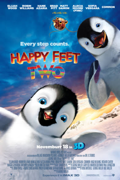 Happy Feet Two-Happy Feet Two