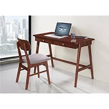 amazon com techni mobili modern matching desk with keyboard panel