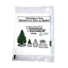 Christmas Tree Disposal Bags Walmart by Christmas Tree Disposal Home Depot Home Decorating Interior