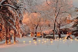 Silo Christmas Tree Farm Temple by Saint Joseph Abbey Spencer Ma Abbey Cemetery February 2017