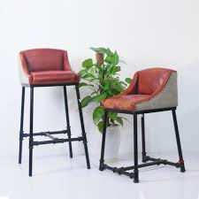 100 Retro High Chairs RED SAGA SEEDS Furniture Collectibles These Leather High Chair