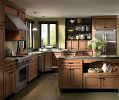 design gallery kitchen cabinetry color finish photos homecrest