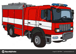 100 Fire Truck Drawing Hand Drawing Of A Fire Truck Stock Vector 2v 140071884