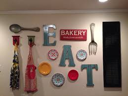 Kitchen Theme Ideas Pinterest by My Kitchen Gallery Wall All Decor From Hobby Lobby And Ross
