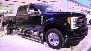 2018 Ford F450 Super Duty Limited - Exterior And Interior Walkaround ...