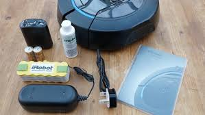 Irobot Roomba Floor Mopping by Irobot Scooba 450 Review Trusted Reviews