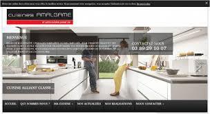 amalgame cuisine mobilier et agencement de cuisine et salle de bain sur mesure à