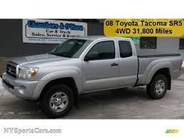 2008 Toyota Tacoma V6 SR5 Access Cab 4x4 In Silver Streak Mica ... 1986 Toyota Pickup 4x4 Xtracab Deluxe For Sale Near Roseville 1983 Regular Cab Sr5 2018 Tacoma Trd Off Road Double 6 Bed V6 Automatic Trucks Sale Craigslist Natural Toyota New Tundra For Stanleytown Va 5tfdy5f10jx729891 84 Whats This Worth Pickup Interior Archives Restaurantlirkecom 5 1990 Prunner Sell Or Trade Ttora Forum Used 2014 Truck 46349a