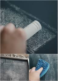Unsanded Tile Grout Chalkboard by Vintage Frame Chalkboard Diy U2013 Two Delighted