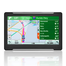 100 Truck Gps System Car Truck GPS Navigator 7 Inch Portable GPS PND Navigation Device Vehicle GPS With US Canada Mexico Map Free Upgrading HD Touch Screen FM 256MB