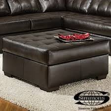 Simmons Harbortown Sofa Instructions by Simmons Harbortown Faux Leather Sofa From Big Lots 288 00