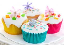 Iced Fairy Cakes