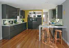 cuisines grises cuisine grise anthracite finest modele cuisine en l cuisine gris
