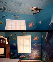 Under The Sea Kids Wallpaper Ideas