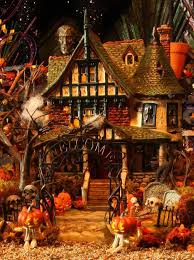 Dept 56 Halloween Village 2015 by Dept 56 Halloween Village