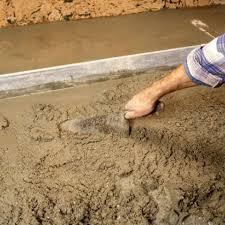 faire une chape de mortier sur une dalle avant carrelage