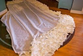 Skinny Meg Ruffled} bedskirt