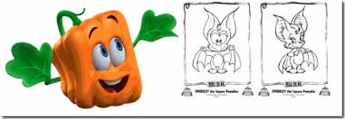 Spookley The Square Pumpkin by Kidtoons Spookley The Square Pumpkin Giveaway 2 Boys 1
