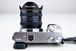 SainSonic Kamlan 50mm F1 1 APS C Aperture Manual Focus Lens