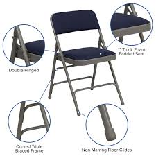 Navy Fabric Folding Chair HA-MC309AF-NVY-GG | BestChiavariChairs.com Heavy Duty Metal Upholstered Padded Folding Chairs Manufacturer Macadam Black Folding Chair Buy Now At Habitat Uk Flash Fniture 2hamc309avbgegg Beige Chair Storyhome Cafe Kitchen Garden And Outdoor Maxchief Deluxe 4pack White Wood Xf2901whwoodgg Bestiavarichairscom Navy Fabric Hamc309afnvygg Amazoncom Essentials Multipurpose 2hamc309afnvygg Blue National Public Seating 4pack Indoor Only Steel Russet Walnut With 1in Seat Resin Bulk Orange