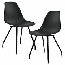 2x design stühle esszimmer türkis stuhl plastik kunststoff retro