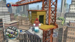 That Sinking Feeling Lego Marvel Stan Lee lego marvel super heroes xbox 360 walkthrough page 8