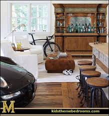 Man Cave Decorating Ideas