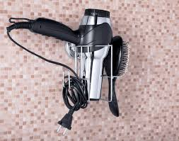 support à sèche cheveux becquet