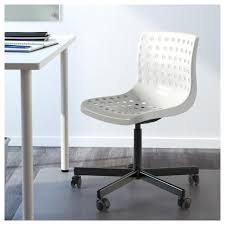 Office Chairs Ikea Malaysia by Ikea Skalberg Swivel Office Chair Plastic White Lazada Malaysia