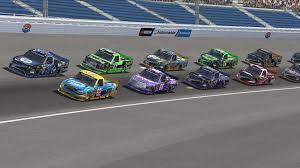 100 Nationwide Truck Series Car Set 2016 Bud Light Carset Sim Racing Design
