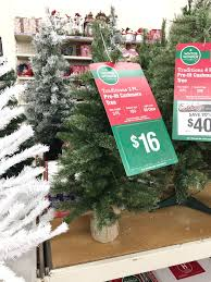 3ft Pre Lit Christmas Tree by Christmas Decor With Big Lots Junque Cottage