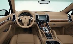 Porsche Cayenne Interior image 10