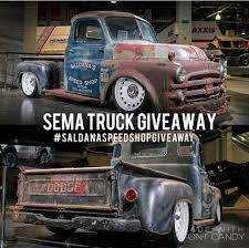 Saldana's Speed Shop's SEMA Truck Giveaway - Motor Vehicle Company ... Hf Truck Giveaway Video Youtube Safety Contest Truck Giveaway Power Design Inc Peterbilt To Celebrate Emillionth Truck With Giveaway Contest Rocky Ridge Trucks True American Hero Sema Nada Diesel Brothers Mega Ram And Van Video Longtime Industry Pro Wins At The Western Pool Toyota Tacoma 2018 12 Valve Cummins Build Plan Join Us For Giveaways And Win A Brand New At Grossmont Center Armor Up Going On Now Shotover G1 Giveaway Nimia Chaparral Ford Giving Away In Moonlight Madness Nov