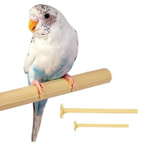 Penn Plax Universal Clip-On Bird Perch - 7""