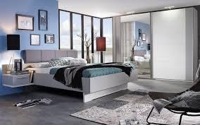 schlafzimmer luisa in seidengrau alpinweiß