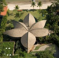 100 The Leaf House Brazilian Flower From Mareines Patalano Arquitetura
