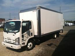 100 20 Ft Truck 13 Isuzu NPR HD Dry Van Box Bentley Services