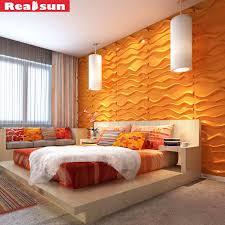 dekorative 3d wand panel welle feuchtigkeit beweis geprägte 3d bord wand für schlafzimmer 50 50 cm anti statische für room decor wand aufkleber