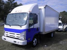 USED 2011 ISUZU NPR LIGHT DUTY TRUCK FOR SALE IN FL #1035